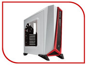 Corsair Carbide Series SPEC-ALPHA White/red фото