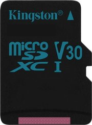 Kingston microSDXC Canvas Go! фото