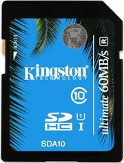 Kingston SDHC UHS-I Ultimate фото
