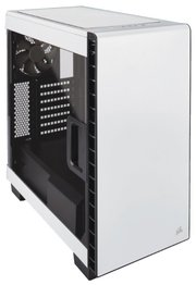 Corsair Корпус Carbide Series Clear 400C White фото