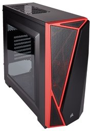 Corsair Корпус Carbide Series SPEC-04 Black/red фото