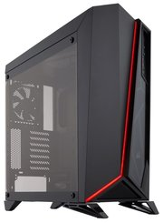 Corsair Корпус Carbide Series SPEC-OMEGA Tempered Glass Black фото