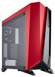 Corsair Корпус Carbide Series SPEC-OMEGA Tempered Glass Black/red фото