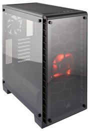 Corsair Корпус Crystal Series 460X Black фото
