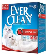 Ever Clean Наполнитель Multiple Cat (10 л) фото