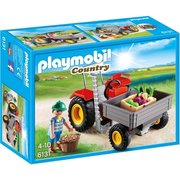 Playmobil Country 6131 Разгрузка трактора фото